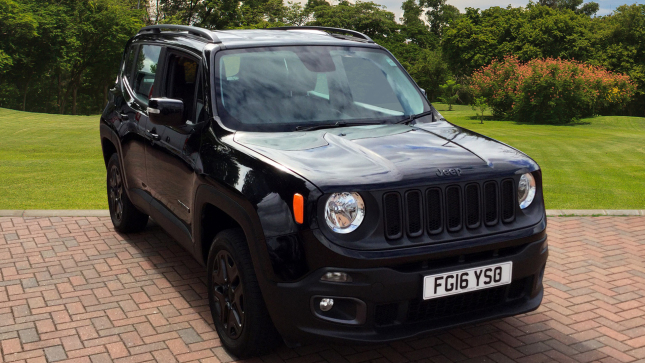 Jeep Renegade 2.0 Multijet Night Eagle 5Dr 4Wd Diesel Hatchback
