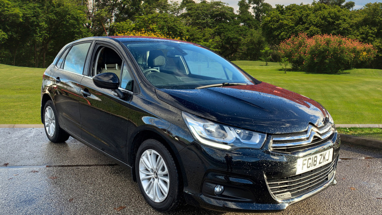 Citroen C4 1.6 BlueHDi Flair 5dr Diesel Hatchback