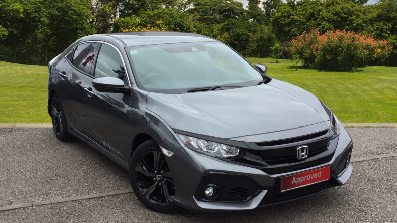 Honda Civic 1.0 VTEC Turbo 126 SR 5dr Petrol Hatchback