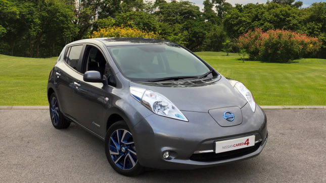 Nissan Leaf Acenta 5Dr Auto Electric Hatchback