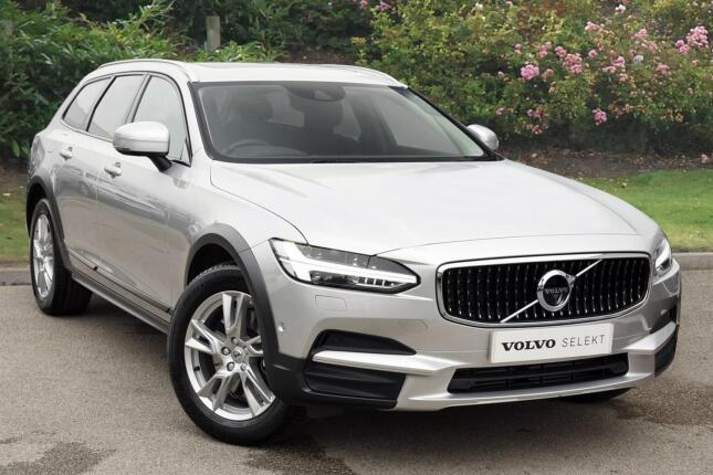 Volvo V90 2.0 D4 Cross Country 5Dr Awd Geartronic Diesel Estate