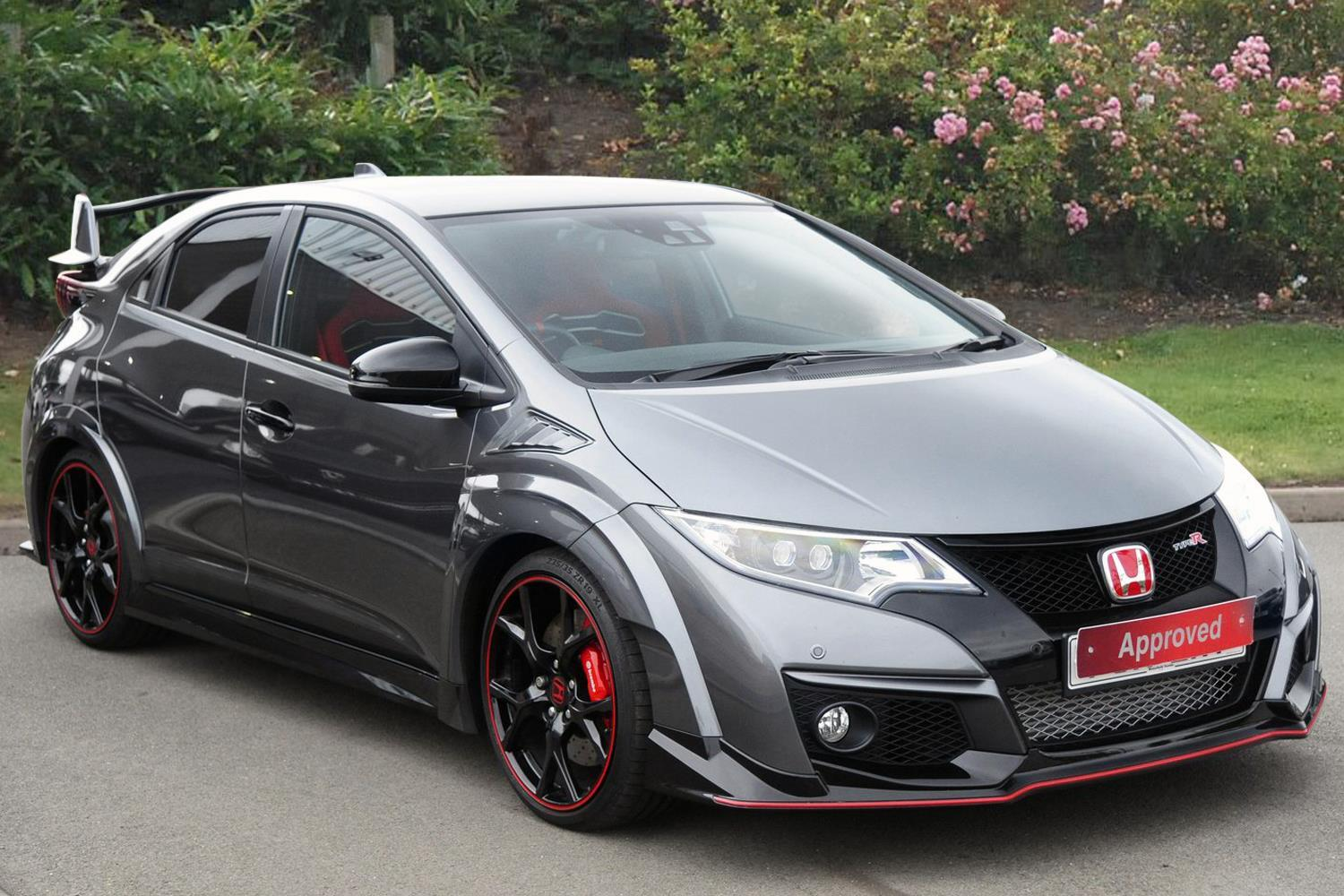 used honda civic type r 2 0 i vtec type r gt 5dr petrol hatchback for sale vertu honda. Black Bedroom Furniture Sets. Home Design Ideas