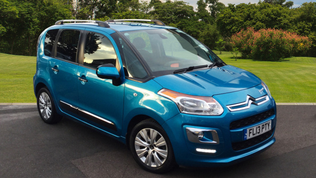 Citroen C3 Picasso 1.6 Vti 16V Exclusive 5Dr Petrol Estate
