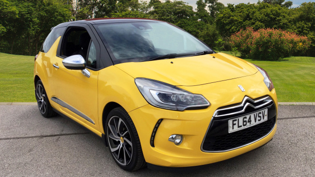 Citroen DS3 1.6 Bluehdi Dsport Plus 3Dr Diesel Hatchback