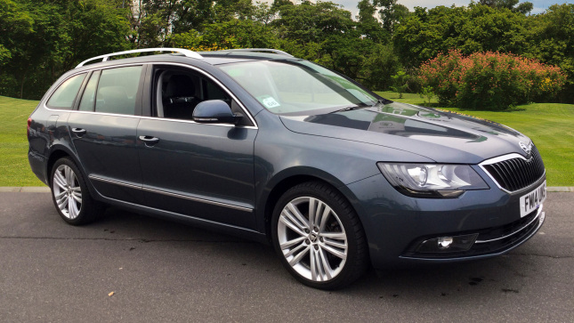 SKODA Superb 2.0 Tdi Cr 170 Elegance 4X4 5Dr Dsg Diesel Estate