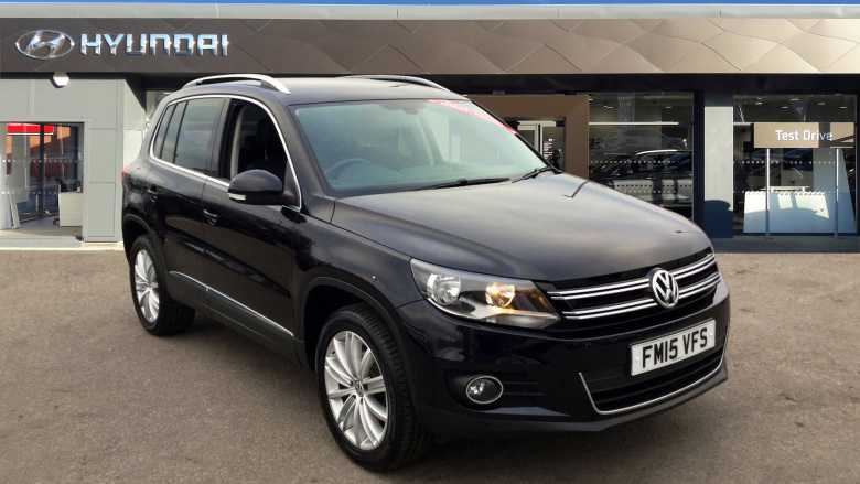 Volkswagen Tiguan 2.0 TDi BlueMotion Tech Match 184 4MOTION 5dr DSG Diesel Estate