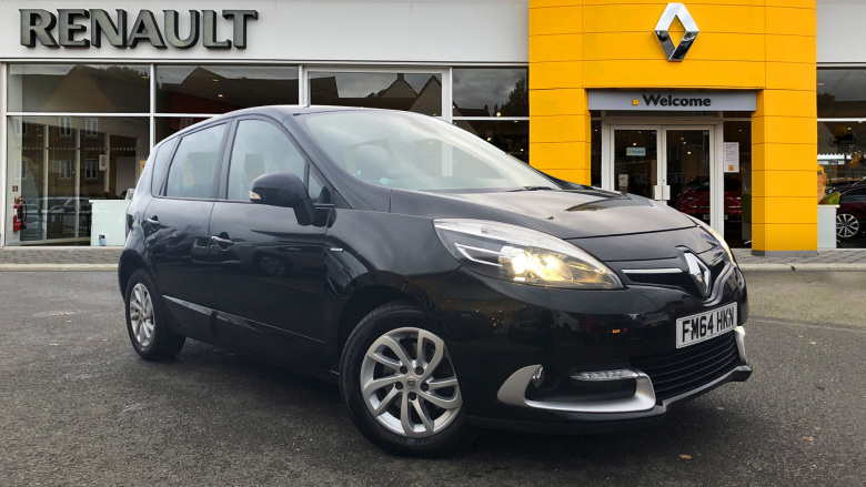 Renault Scenic 1.5 Dci Limited Energy 5Dr [start Stop] Diesel Estate