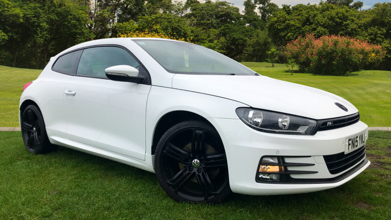 Volkswagen Scirocco 2.0 Tsi 180 Bluemotion Tech R Line 3Dr Petrol Coupe