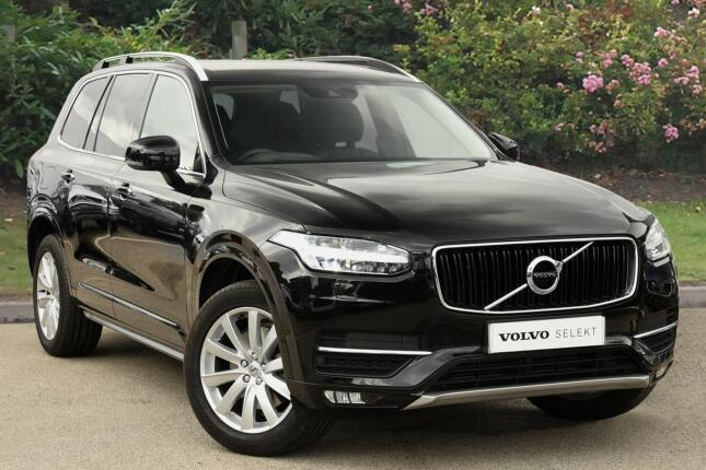Volvo Xc90 2.0 D5 Powerpulse Momentum 5Dr Awd Geartronic Diesel Estate