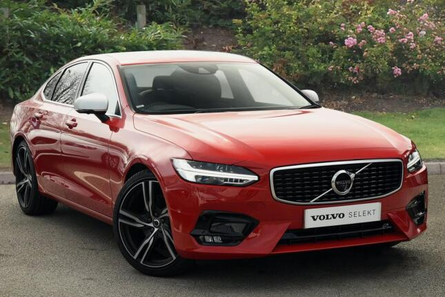 Volvo S90 2.0 D4 R Design 4Dr Geartronic Diesel Saloon