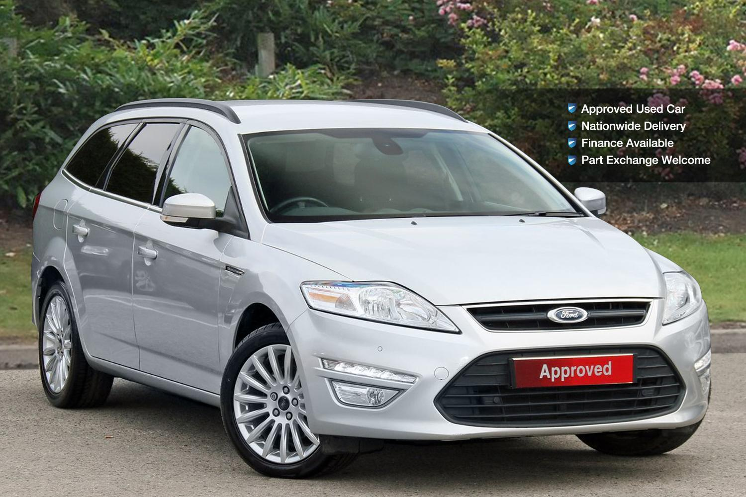 Used Ford Mondeo 2 0 Tdci 140 Zetec Business Edition 5dr