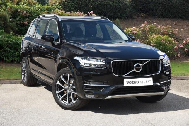 Volvo Xc90 2.0 D5 Momentum 5Dr Awd Geartronic Diesel Estate