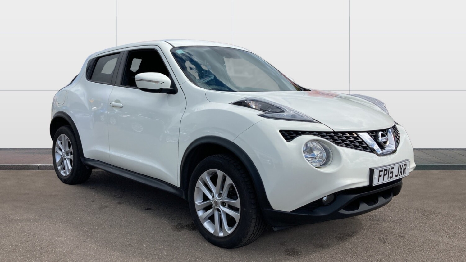 used nissan juke 1 5 dci acenta premium 5dr diesel. Black Bedroom Furniture Sets. Home Design Ideas