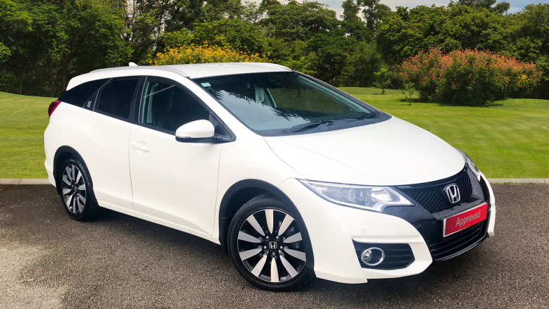 Honda Civic Tourer 1.8 i-VTEC SR 5dr Auto Petrol Estate
