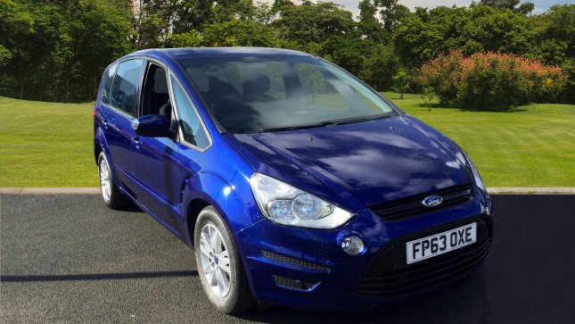 Ford S-MAX 2.0 Tdci 140 Zetec 5Dr Powershift Diesel Estate