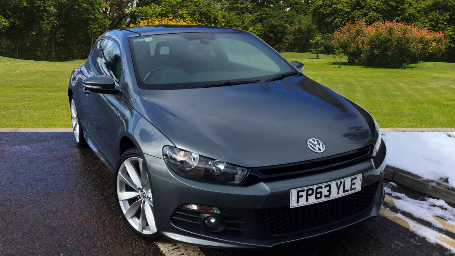 used volkswagen scirocco 2 0 tdi bluemotion tech r line 3dr dsg diesel coupe for sale vertu honda. Black Bedroom Furniture Sets. Home Design Ideas