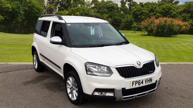 SKODA Yeti Outdoor 1.6 Tdi Cr Se Greenline Ii 5Dr Diesel Estate