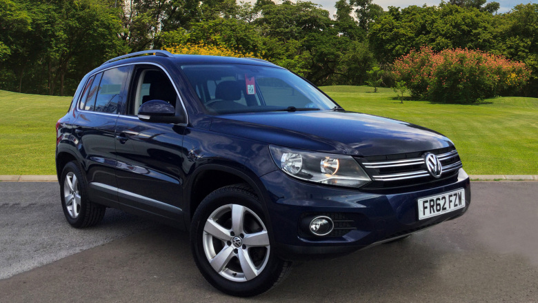 Volkswagen Tiguan 2.0 Tdi Bluemotion Tech Escape 5Dr Dsg Diesel Estate