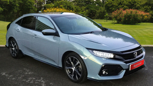 Honda Civic 1.5 Vtec Turbo Sport Plus 5Dr Petrol Hatchback