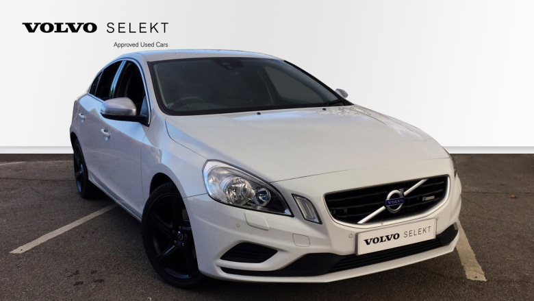 Volvo S60 T3 [150] R DESIGN 4dr Petrol Saloon