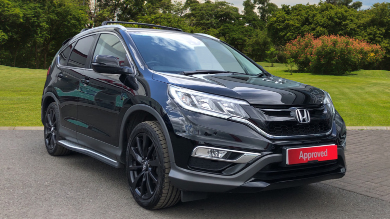 Honda CR-V 2.0 I-Vtec Black Edition 5Dr Auto Petrol Estate