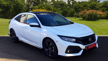 Honda Civic 1.5 VTEC Turbo Sport Plus 5dr CVT Petrol Hatchback