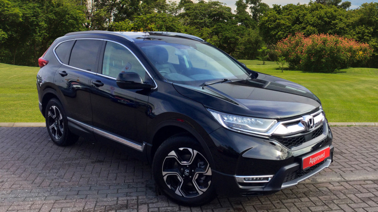 Honda CR-V 1.5 VTEC Turbo SR 5dr CVT Petrol Estate