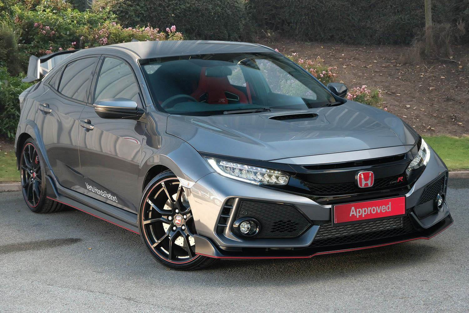 used honda civic type r 2 0 vtec turbo type r gt 5dr petrol hatchback for sale vertu honda. Black Bedroom Furniture Sets. Home Design Ideas