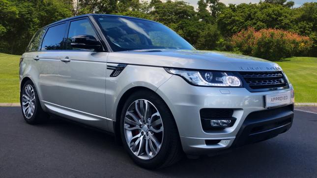 Land Rover Range Rover Sport 4.4 Sdv8 Autobiography Dynamic 5Dr Auto Diesel Estate