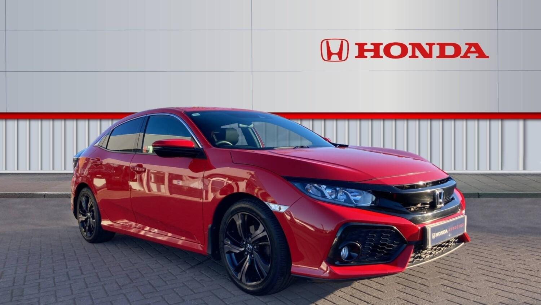 Used Honda Civic 1.0 Vtec Turbo Sr 5Dr Petrol Hatchback ...
