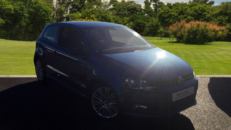 Volkswagen Polo 1.4 Tsi Act Bluegt 3Dr Petrol Hatchback
