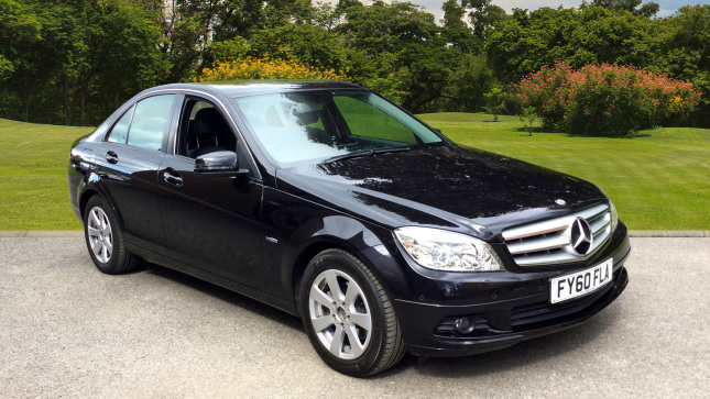 Mercedes-Benz C-Class C180 Cgi Blueefficiency Executive Se 4Dr Auto Petrol Saloon
