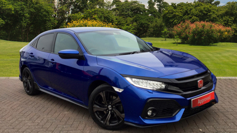 Honda Civic 1.5 VTEC Turbo Sport 5dr Petrol Hatchback