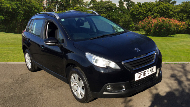 Peugeot 2008 1.6 Bluehdi 100 Active 5Dr [non Start Stop] Diesel Estate