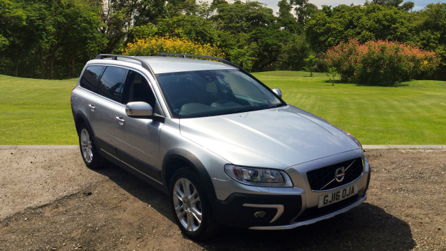 Volvo Xc70 D4 [181] Se Lux 5Dr Awd Geartronic [start Stop] Diesel Estate