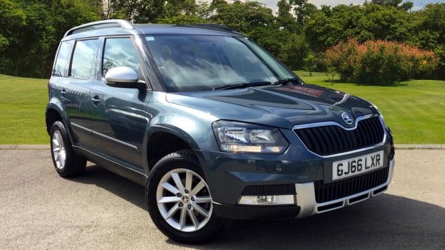 SKODA Yeti Outdoor 1.2 Tsi [110] S 5Dr Petrol Estate