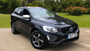 Volvo Xc60 D5 [215] R Design Nav 5Dr Awd Geartronic Diesel Estate