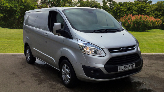 Ford Transit Custom 270 Swb Diesel Fwd 2.2 Tdci 155Ps Low Roof Limited Van