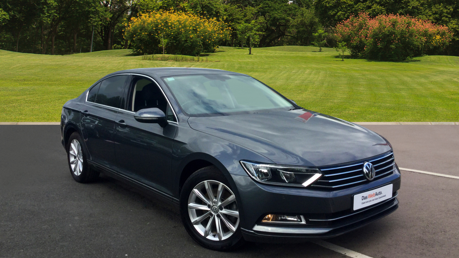 used volkswagen passat 2 0 tdi se business 4dr dsg diesel saloon for sale vertu honda. Black Bedroom Furniture Sets. Home Design Ideas