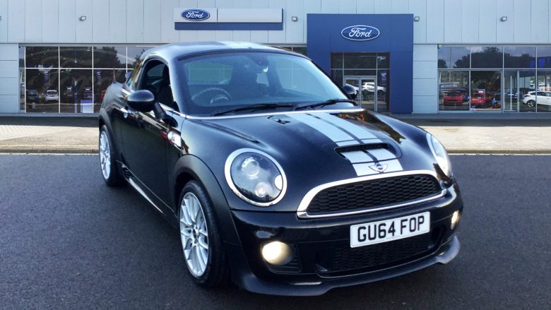 Mini Coupe 2.0 Cooper S D 3dr Diesel Coupe