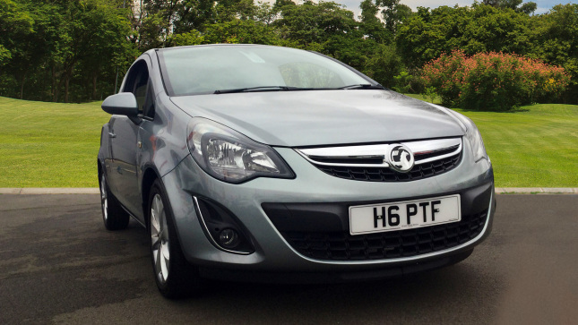 Vauxhall Corsa 1.2 Excite 3Dr Petrol Hatchback