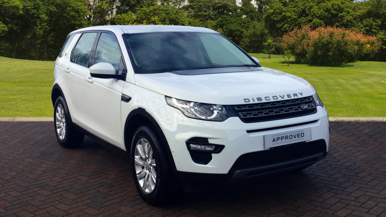 Land Rover Discovery Sport 2.2 SD4 SE Tech 5dr Diesel Station Wagon