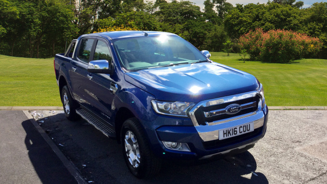 Ford Ranger Diesel Pick Up Double Cab Limited 2 3.2 Tdci 200