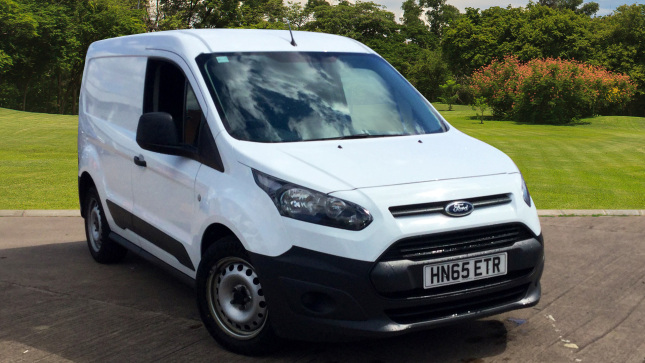 Ford Transit Connect 220 L1 Diesel 1.6 Tdci 75Ps Van
