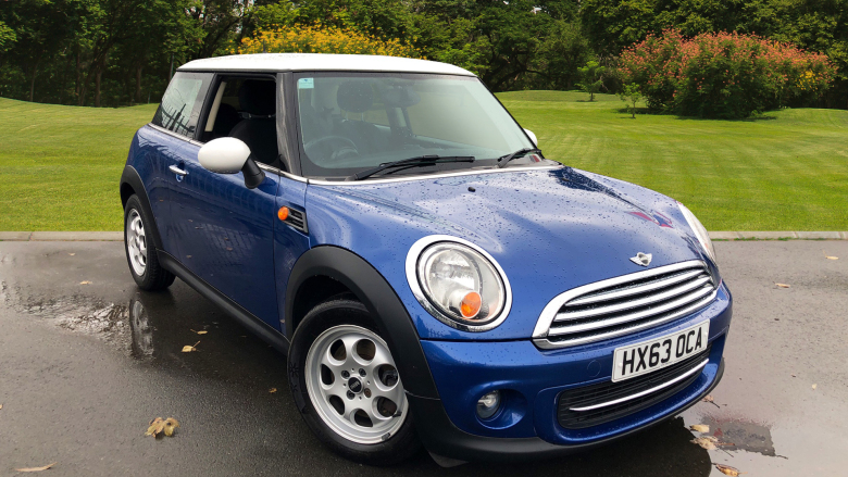 Mini Hatchback 1.6 Cooper 3dr Petrol Hatchback