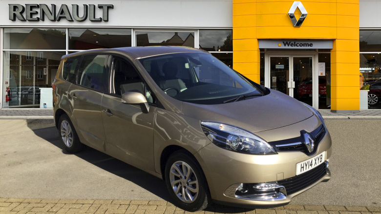 Renault Grand Scenic 1.5 dCi Dynamique TomTom Energy 5dr [Start Stop] Diesel Estate