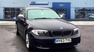 BMW 1 Series 118D Exclusive Edition 2Dr Step Auto Diesel Coupe