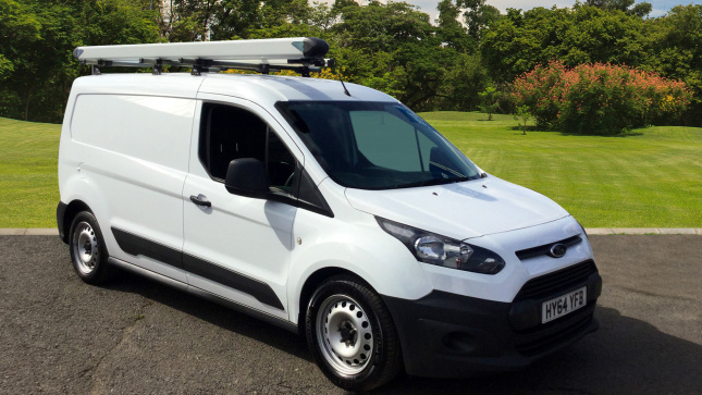 Ford Transit Connect 210 L2 Diesel 1.6 Tdci 95Ps Econetic Van