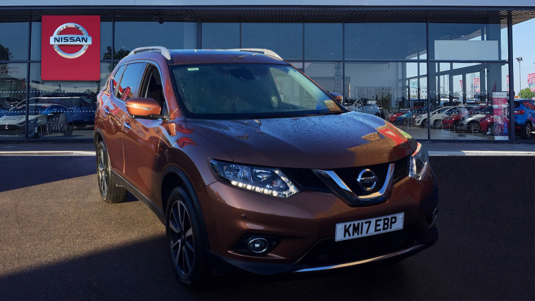 Nissan X-Trail 2.0 dCi N-Vision 5dr Xtronic [7 Seat] Diesel Station Wagon