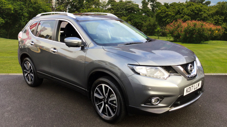 Nissan X-Trail 1.6 Dci N-Vision 5Dr Diesel Station Wagon